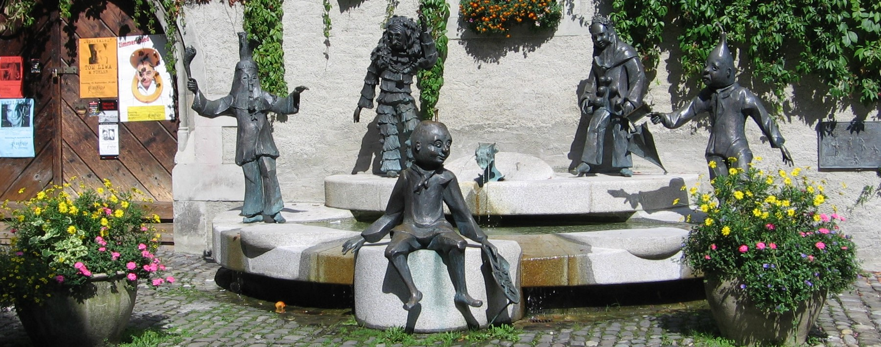 narrenzunft_lindau_narrenbrunnen
